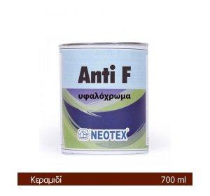 ANTI F ΚΕΡΑΜΙΔΙ 700ΜL-Αυτοκαθαριζόμενο Υφαλόχρωμα/ μουράβια