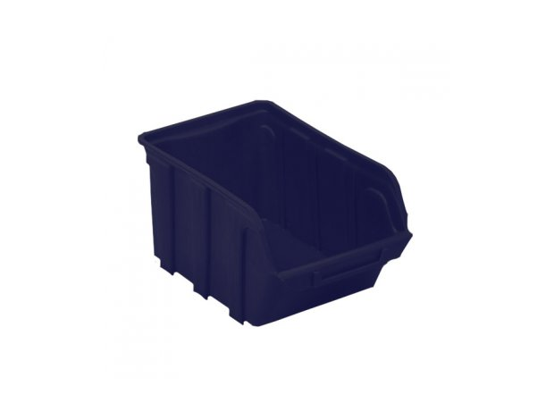 Tekni Μαύρο Σκαφάκι πλαστικό, 20x33x15cm