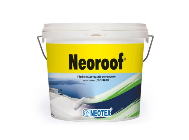 NEOROOF 1kg- Υβριδικό στεγανωτικό ταρατσών νέας τεχνολογίας
