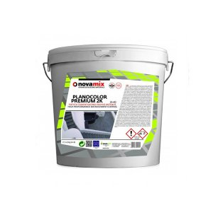 PLANOCOLOR PREMIUM 2K Πατητή τσιμεντοκονία Δύο συστατικών Λευκό 17kg