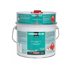VARNISH-PU 2K Gloss-Satin Πολυουρεθανικό βερνίκι