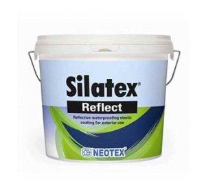Silatex Reflect Υγρομονωτική βαφή με θερμομονωτικές ιδιότητες