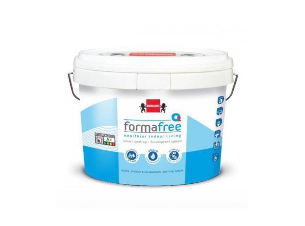 FORMA FREE 10L Χρώμα που εξουδετερώνει τη φορμαλδεύδη λευκό