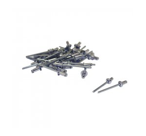 Πριτσίνια αλουμινίου 50τεμ. 4,0mm