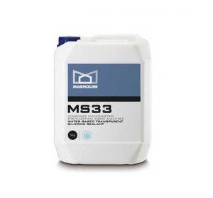 MS33 5kg Στεγανωτικό, διαφανές συλικονούχο χωρίς διαλύτες