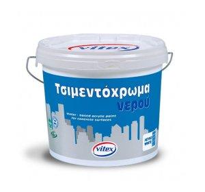 Ακρυλικό τσιμεντόχρωμα νερού 3L. Κεραμιδί 945