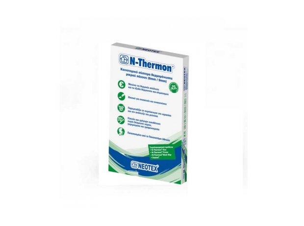 NEOTEX N-THERMON 6mm - θερμομονωτική πλάκα μικρού όγκου