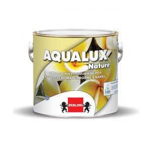 AQUALUX Nature 2.5lt ΓΥΑΛΙΣΤΕΡΗ- Οικολογική Ριπολίνη Νερού