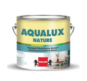 AQUALUX Nature 0.75lt ΣΑΤΙΝΕ- Οικολογική Ριπολίνη Νερού
