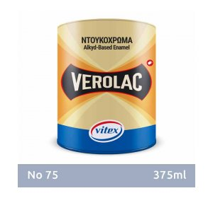 VITEX VEROLAC Ντουκόχρωμα για μεταλλικές και ξύλινες επιφάνειες