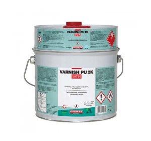 VARNISH-PU 2K SATIN Πολυουρεθανικό βερνίκι