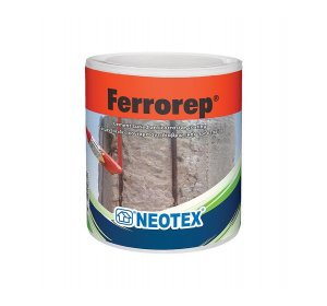 FERROREP 1kg-Αναστολέας διάβρωσης μεταλλικών οπλισμών