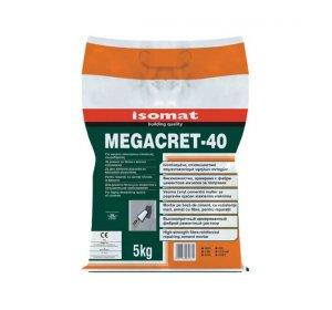 MEGACRET 40 Γκρι 5kg Ινοπλισμένο επισκευαστικό τσιμεντοκονίαμα.jpg