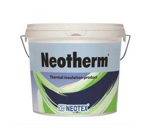 NEOTHERM 3lt- Υγρομονωτικό υλικό χαμηλής θερμικής αγωγιμότητας