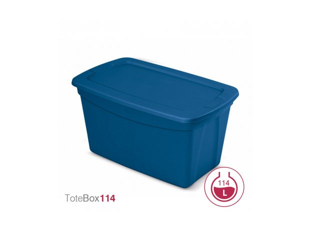 TOTE BOX 114 Κουτί αποθήκευσης πλαστικό