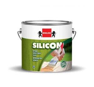 SILICON ΚΑΡΥΔΙΑ 0.750lt - Βερνίκι εμποτισμού ξύλου
