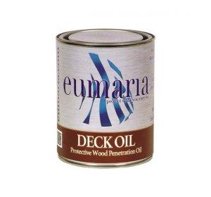 EUMARIA DECK OIL 750ML- Προστατευτικό Λάδι Εμποτισμού