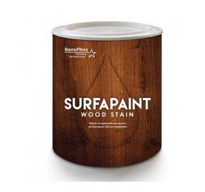 Surfapaint Wood Stain CH05 750ml Καστανιά. Βερνίκι εμποτισμού