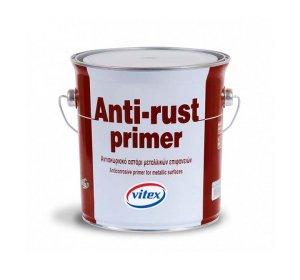 Anti-Rust Primer καφέ Ταχυστέγνωτο αστάρι για υψηλή αντισκωριακή προστασία
